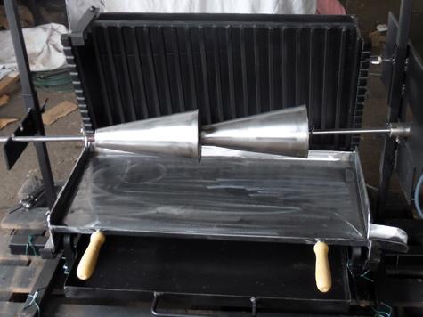 plus grand choix de styles de mode profitez de la livraison gratuite Vente Barbecue gateau à la broche : réalisées par une ...